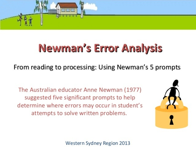 Counting On/Newmans Training in numeracy