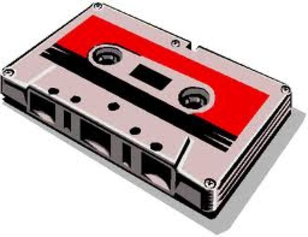 Cassete audio