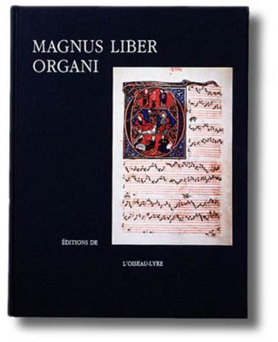 Perotinus's  modernization of Lenoninus's Magnus liber