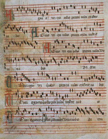 The original motet. Ars Antiqua.