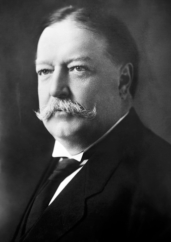 The Mann Act passed by President Taft