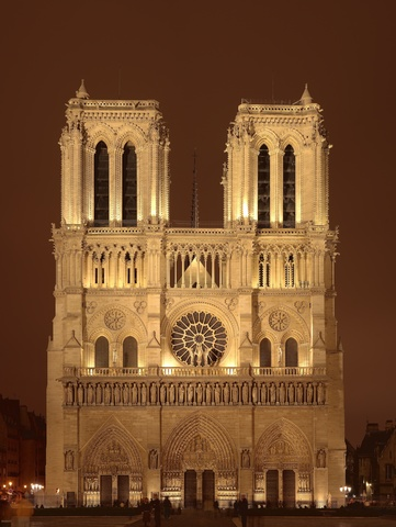 Notre Dame ocifies notariety, but loses power.