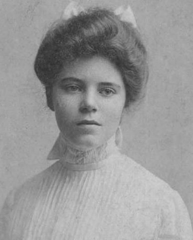 Alice Paul Founded the Congressional Union for Woman Suffrage