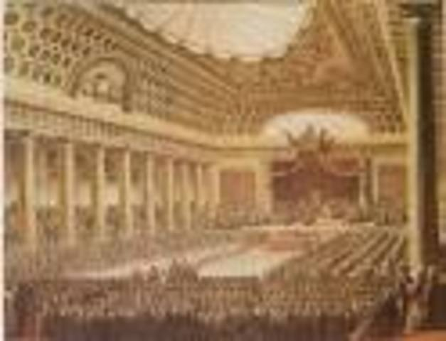 Convocatoria de los Estados Generales
