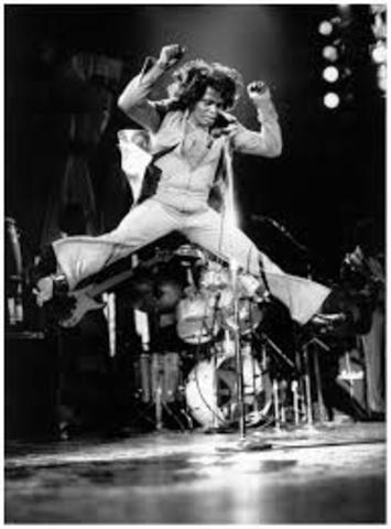 Mid 1960s - James Brown & Funk Music