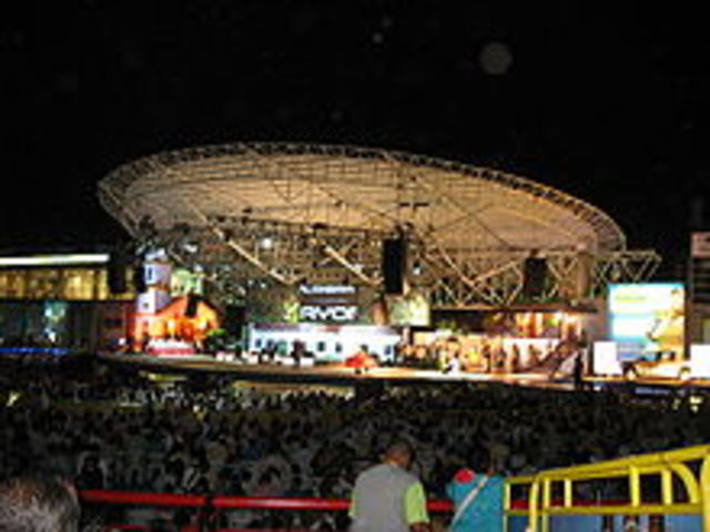 se crea el festival de la leyenda vallenata