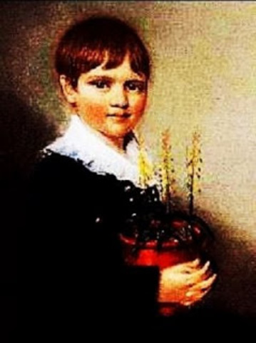 Birth of Charles Darwin