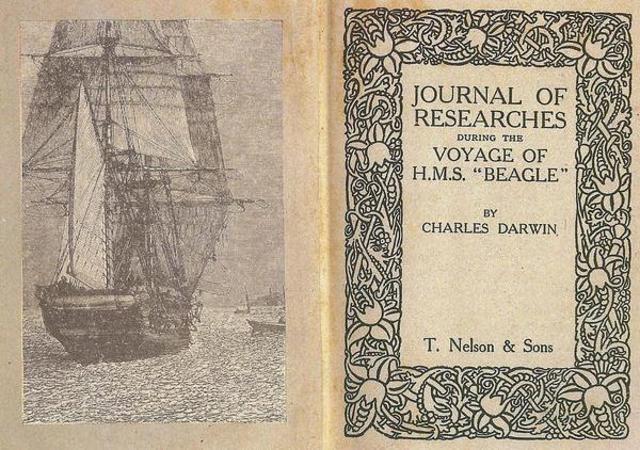 Journal of Charles Darwin