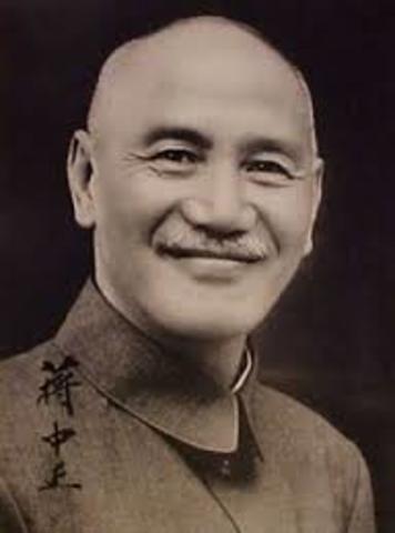 Rise of Chiang Kai-shek