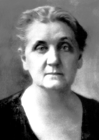 Jane Addams founded women's peace party