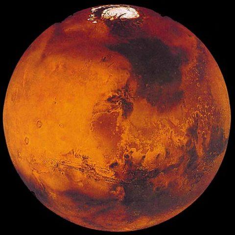 Seeing Mars