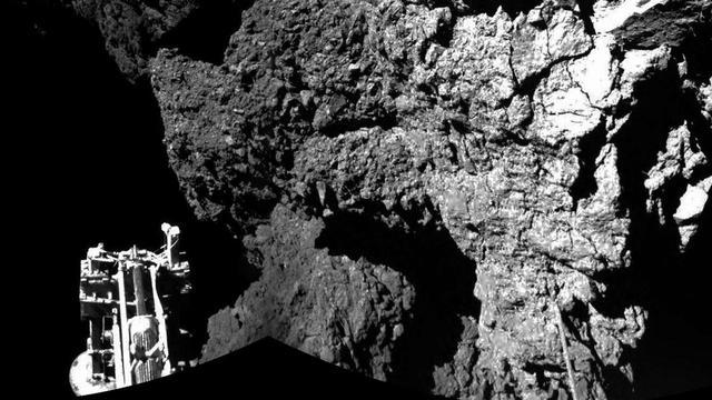 Asteroid Landing