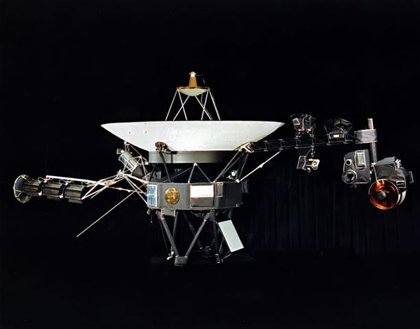 Satern began transmitting images