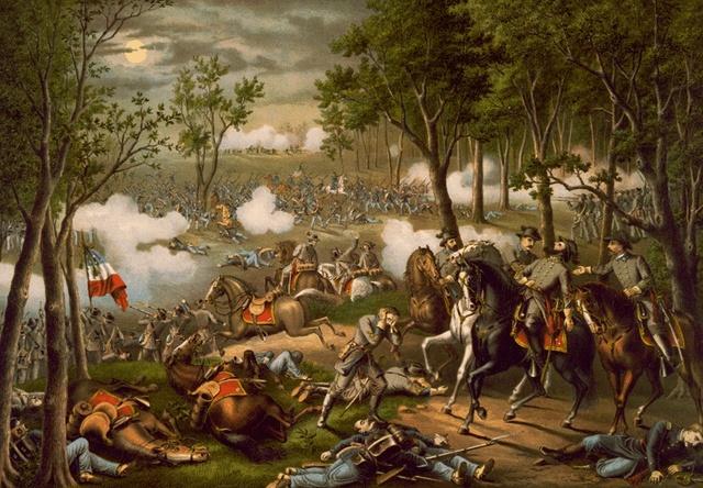 The Battle of Chancellorsville