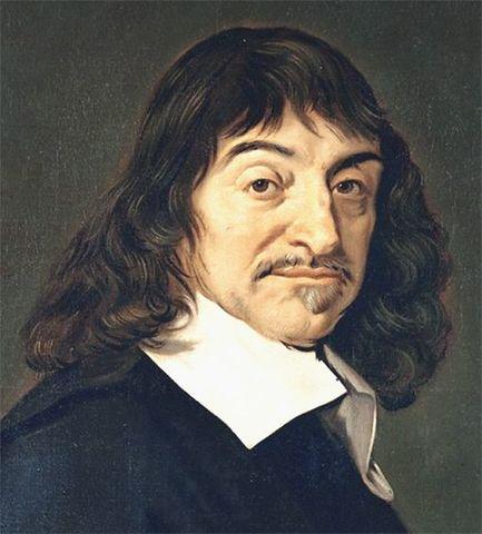 Рене Декарт, 1596- 1650