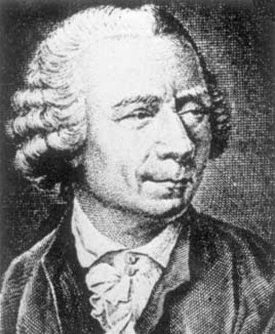Леонард Эйлер, 1707-1783