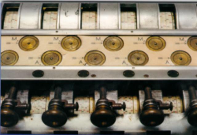 Máquina Algebraica de Torres Quevedo