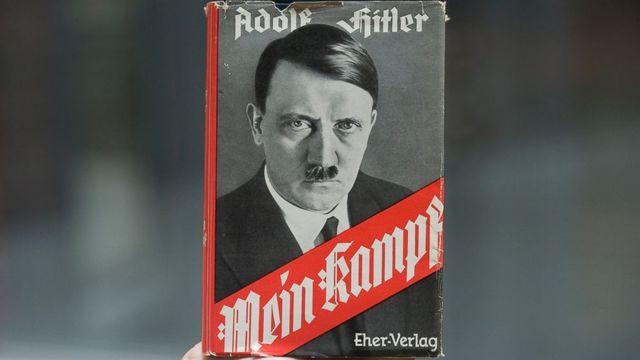 """Mein Kampf: """"My Struggle"""""""
