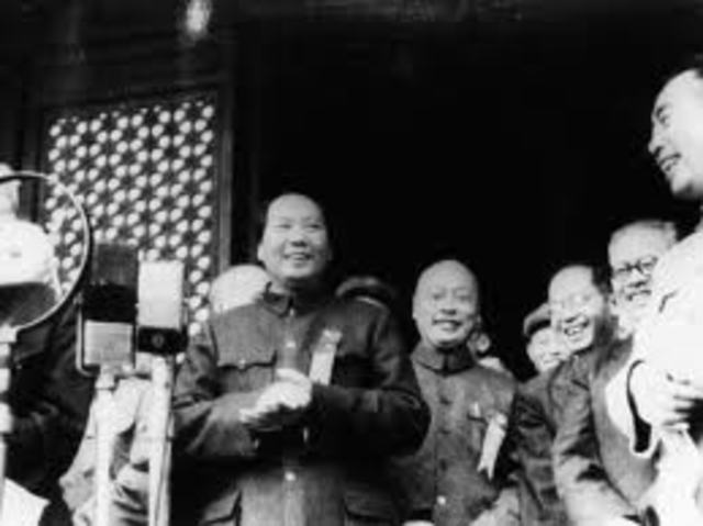 Republic of China proclaimed