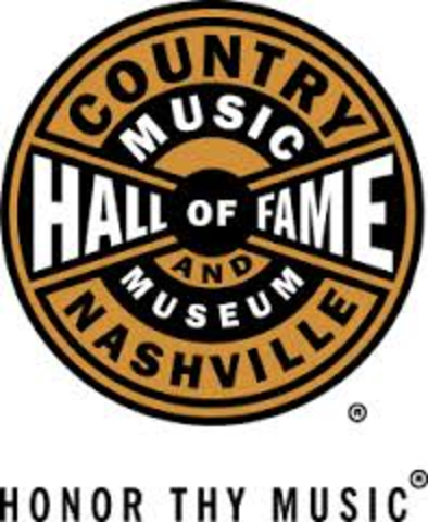 induction into the Country Music Hall of Fame