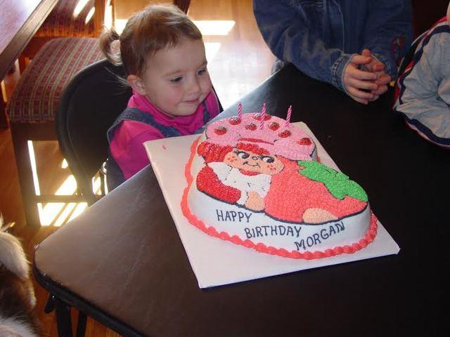 My 3rd Birthday