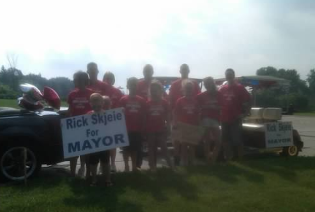 Election for Mayor