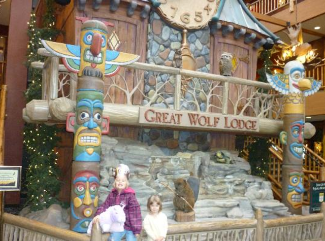 Great Wolf Loge