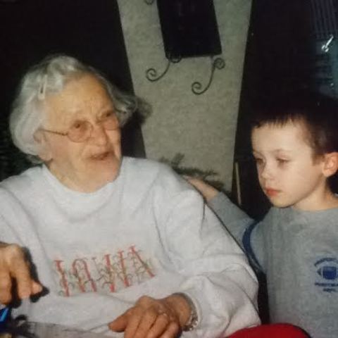 My great grandmas 90th birthday