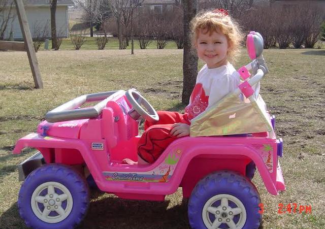 When I got my first car
