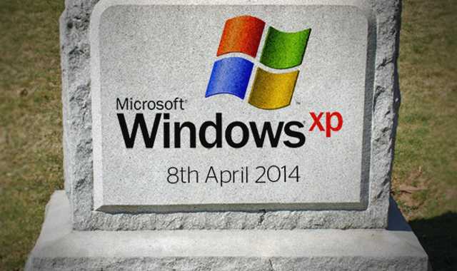 Windows XP Support Ended
