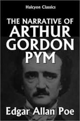 The Narrative of Arthur Gordon Pym.