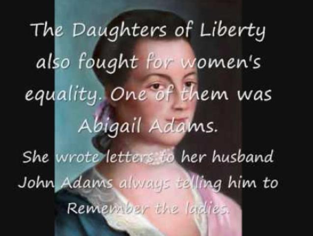 3. Daughter of Liberty