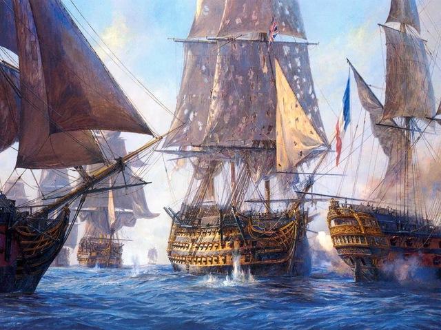 Derrota en Trafalgar