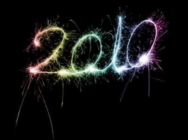 New Years 2010!