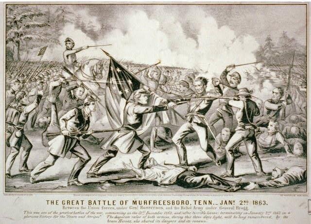 First Battle of Murfreesboro