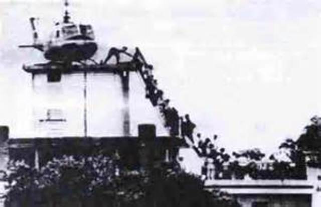 Massive Airlifts out of North Vietnam