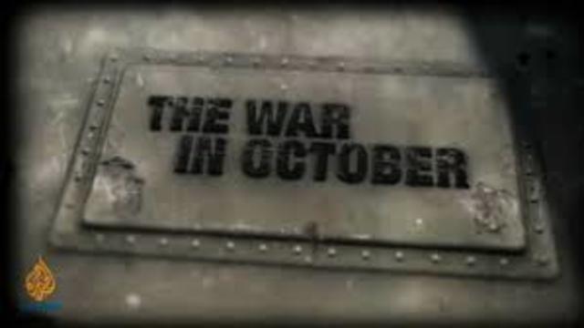 Oktoberkrigen