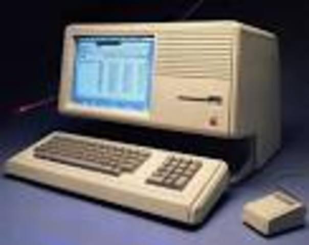 Ordenador Lisa - Apple