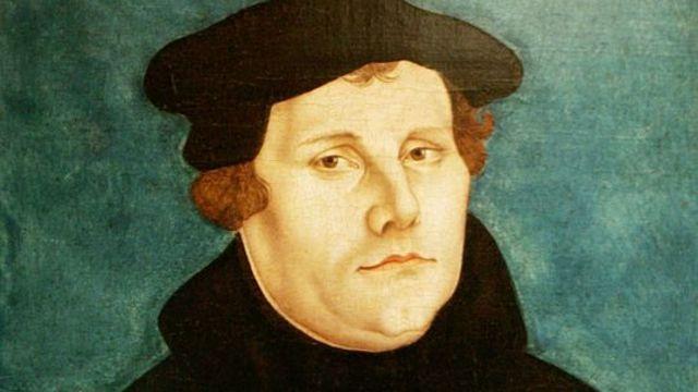 Geburtsdatum Martin Luther