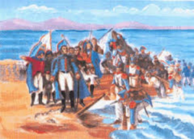 La Expedicion Libertadora