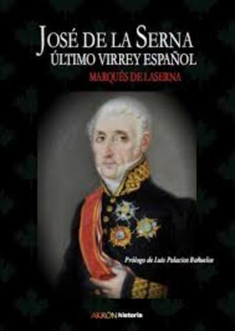 Jose de la Serna abandona Lima