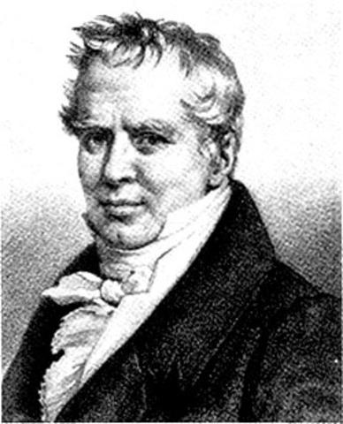 Humboldt propuso que las tierras separadas por el Atlántico habían estado unidas.