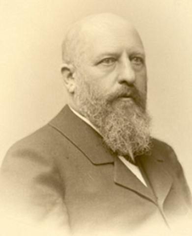 Eduard Suess propone la existencia de Gondwana.