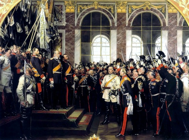 German unification complete
