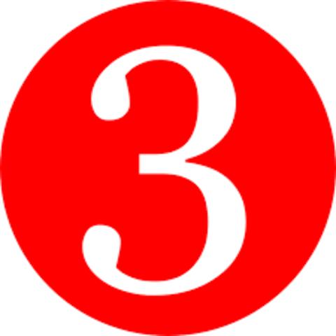 France passes Three Year Law