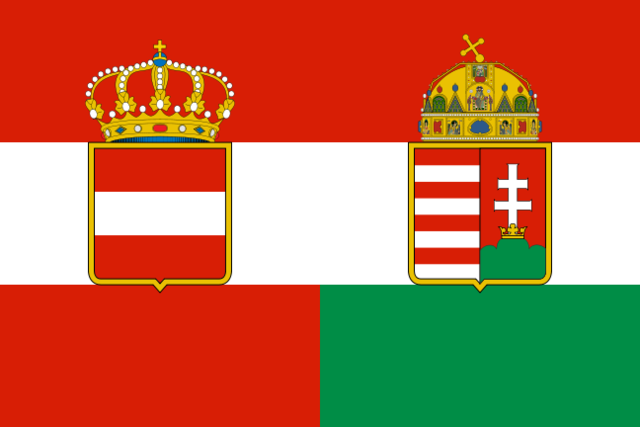 Habsburg Empire becomes the Austro-Hungarian Empire