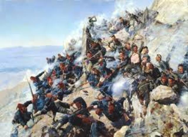 Russo-Turkish War begins