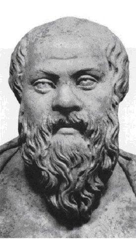 SOCRATES ( GRECIA ) EN EL AÑO 400 AC