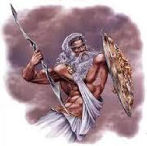 HEBREOS, CONCE EN EL AÑO 1491 AC