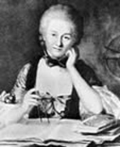 Madame de Châtelet